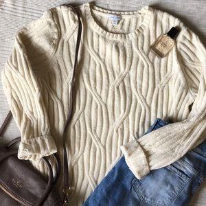 Cozy chenille sweater ✨